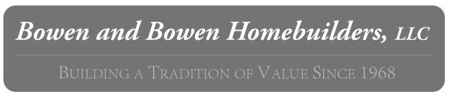 Bowen Homebuilders Logo