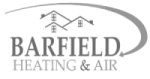barfield heating and air logo