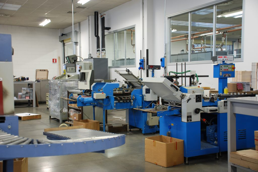 Print Finishing Equipment